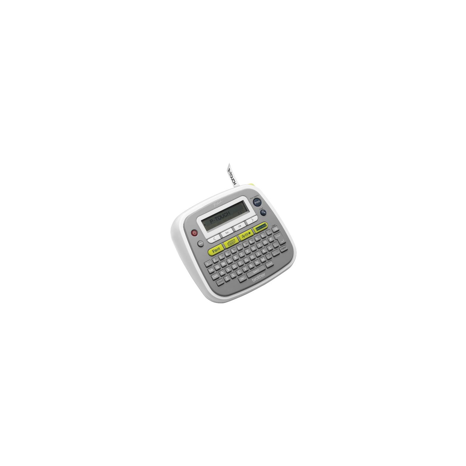 Принтер этикеток Brother P-Touch PT-D200 (PTD200R1) изображение 6