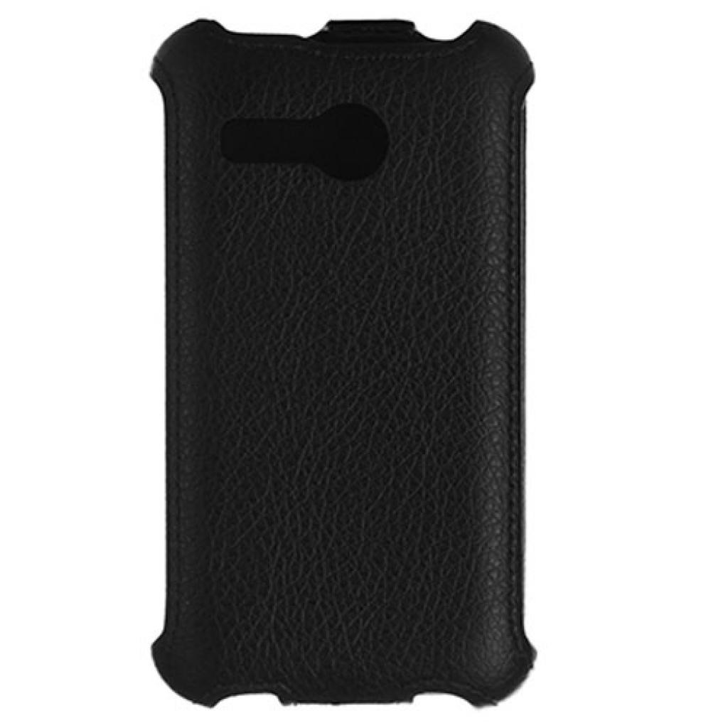 Чехол для моб. телефона для Lenovo A316 (Black) Lux-flip Vellini (211471) изображение 2