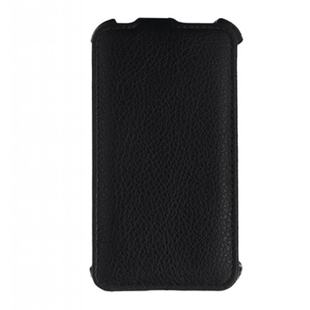 Чехол для моб. телефона для Lenovo A316 (Black) Lux-flip Vellini (211471)