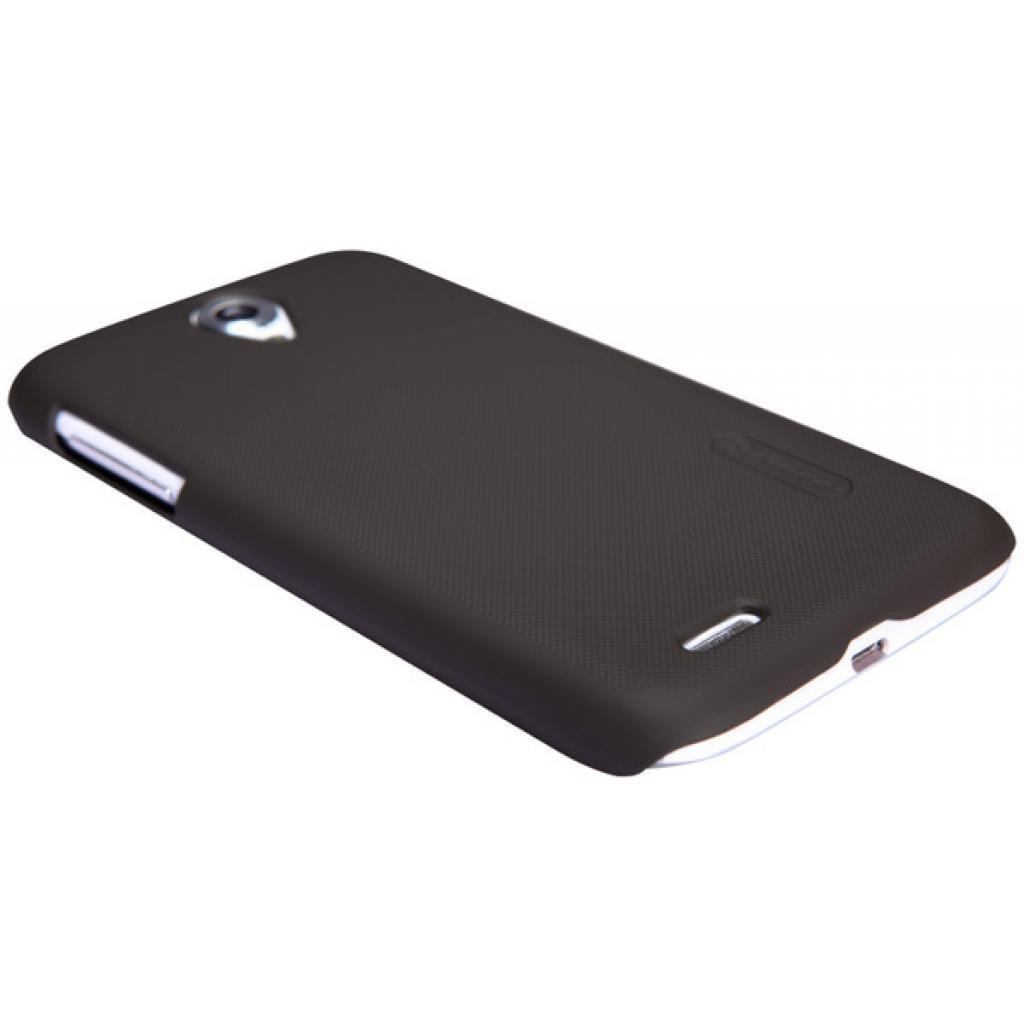 Чехол для моб. телефона NILLKIN для Lenovo A859 /Super Frosted Shield/Brown (6154910) изображение 2