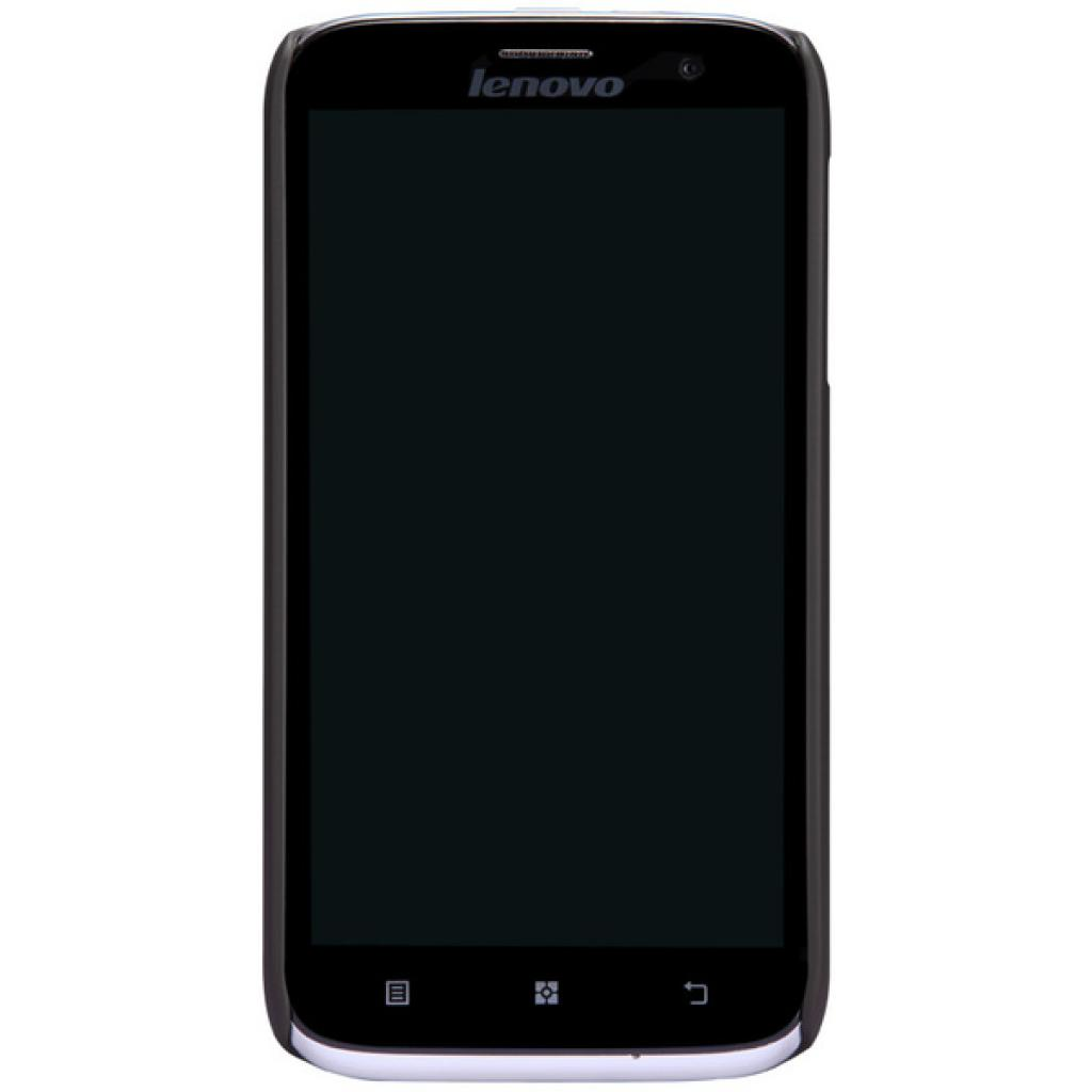Чехол для моб. телефона NILLKIN для Lenovo A859 /Super Frosted Shield/Brown (6154910) изображение 5