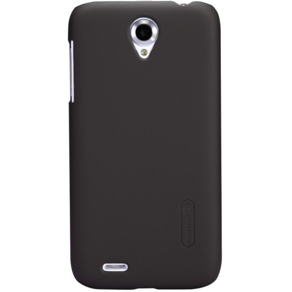 Чехол для моб. телефона NILLKIN для Lenovo A859 /Super Frosted Shield/Brown (6154910)
