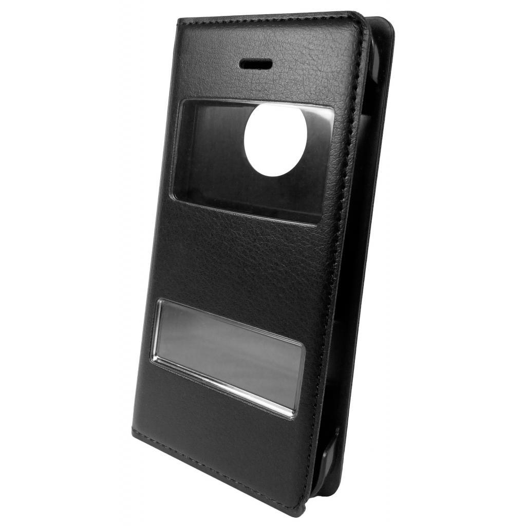 Чехол для моб. телефона GLOBAL для Apple iPhone 4 (черный) (1283126459078) изображение 2