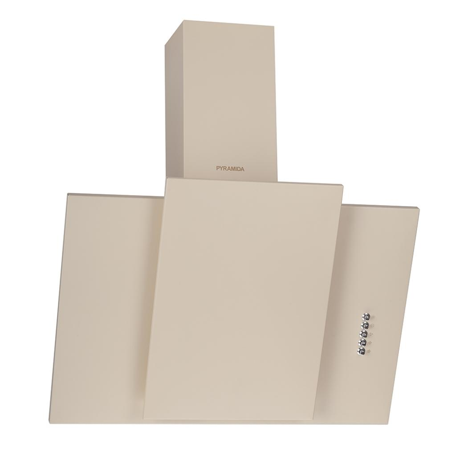 Вытяжка кухонная Pyramida KZ 60 BL