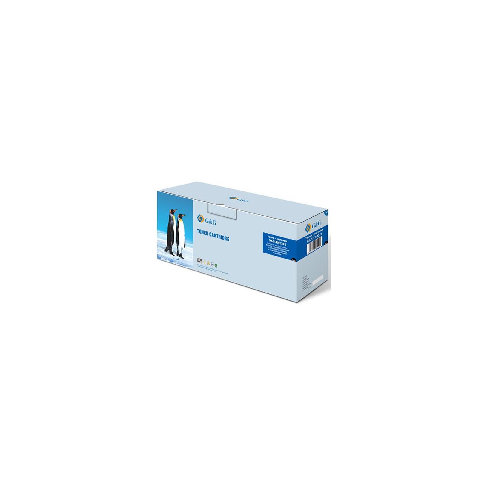 Картридж G&G для Brother HL-L2360/2365/DCP-L2500 max Black (G&G-TN2375)