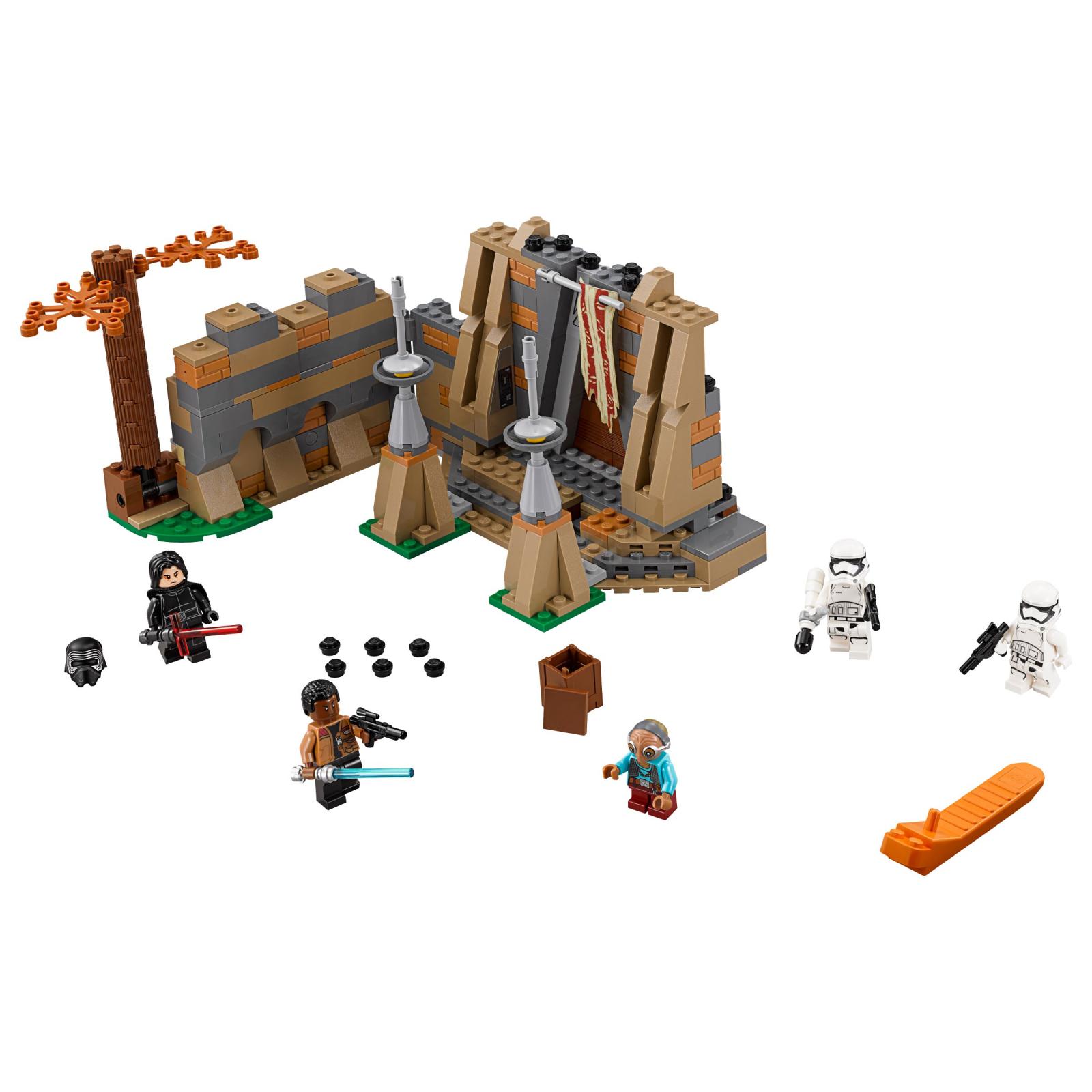 Конструктор LEGO Star Wars Битва на планете Такодана (75139) изображение 2