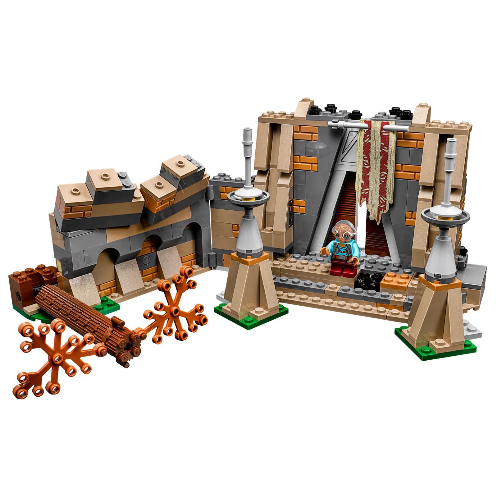 Конструктор LEGO Star Wars Битва на планете Такодана (75139) изображение 3