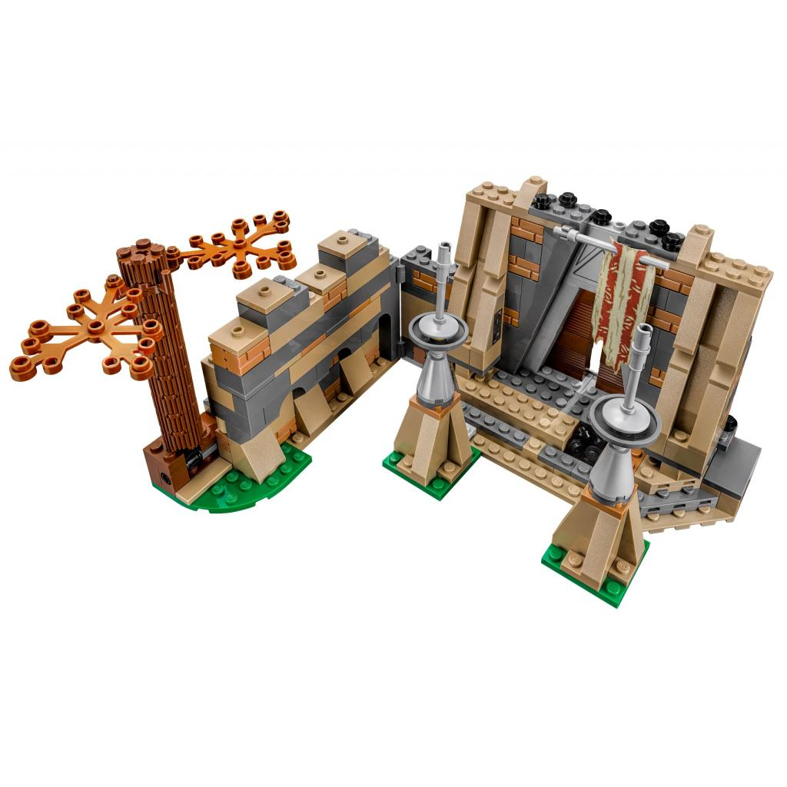 Конструктор LEGO Star Wars Битва на планете Такодана (75139) изображение 4