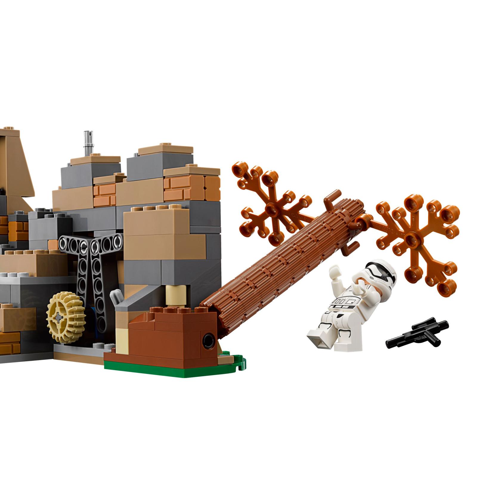 Конструктор LEGO Star Wars Битва на планете Такодана (75139) изображение 5
