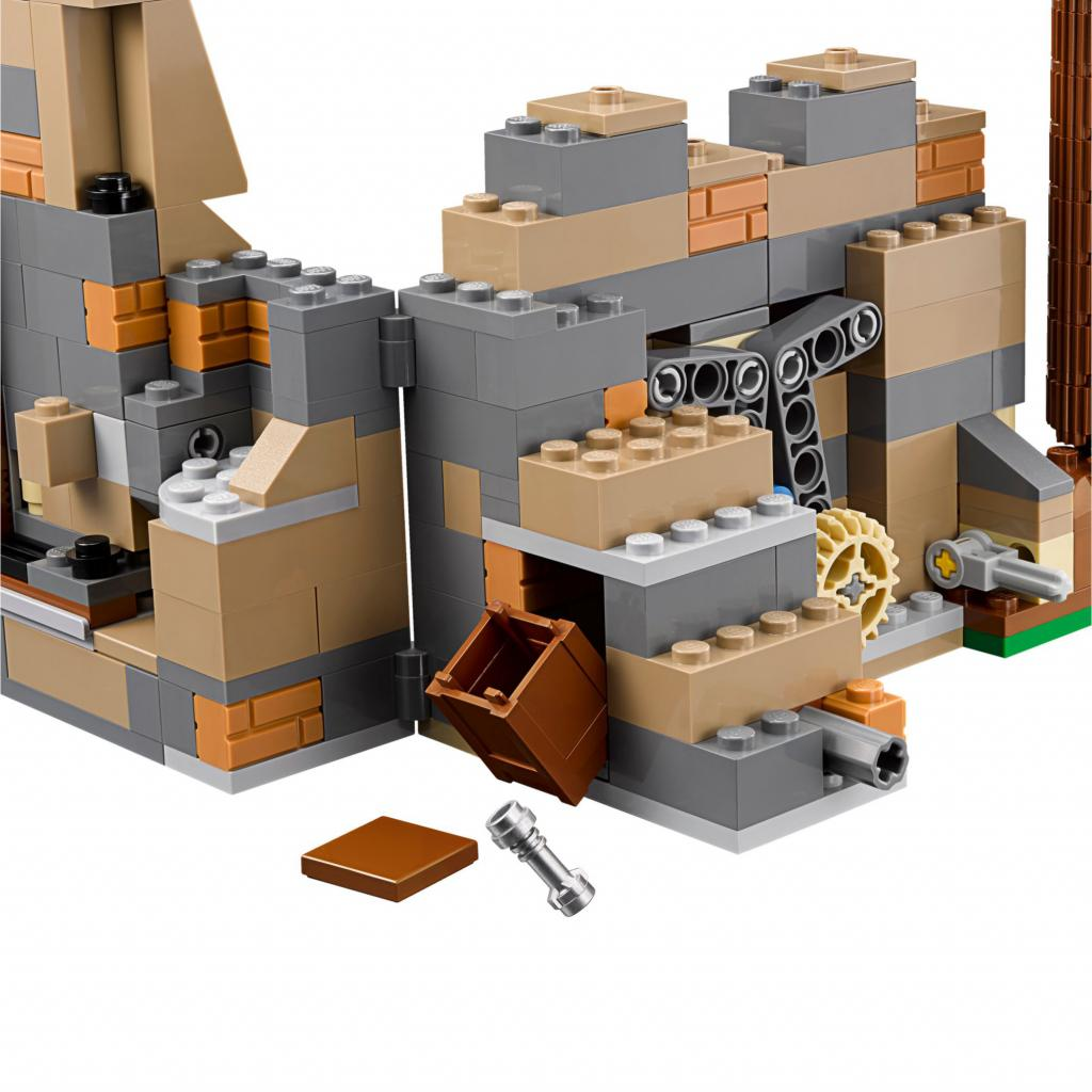 Конструктор LEGO Star Wars Битва на планете Такодана (75139) изображение 6