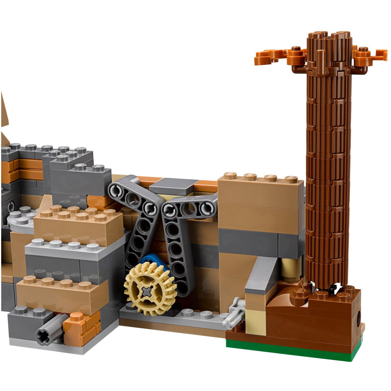 Конструктор LEGO Star Wars Битва на планете Такодана (75139) изображение 7