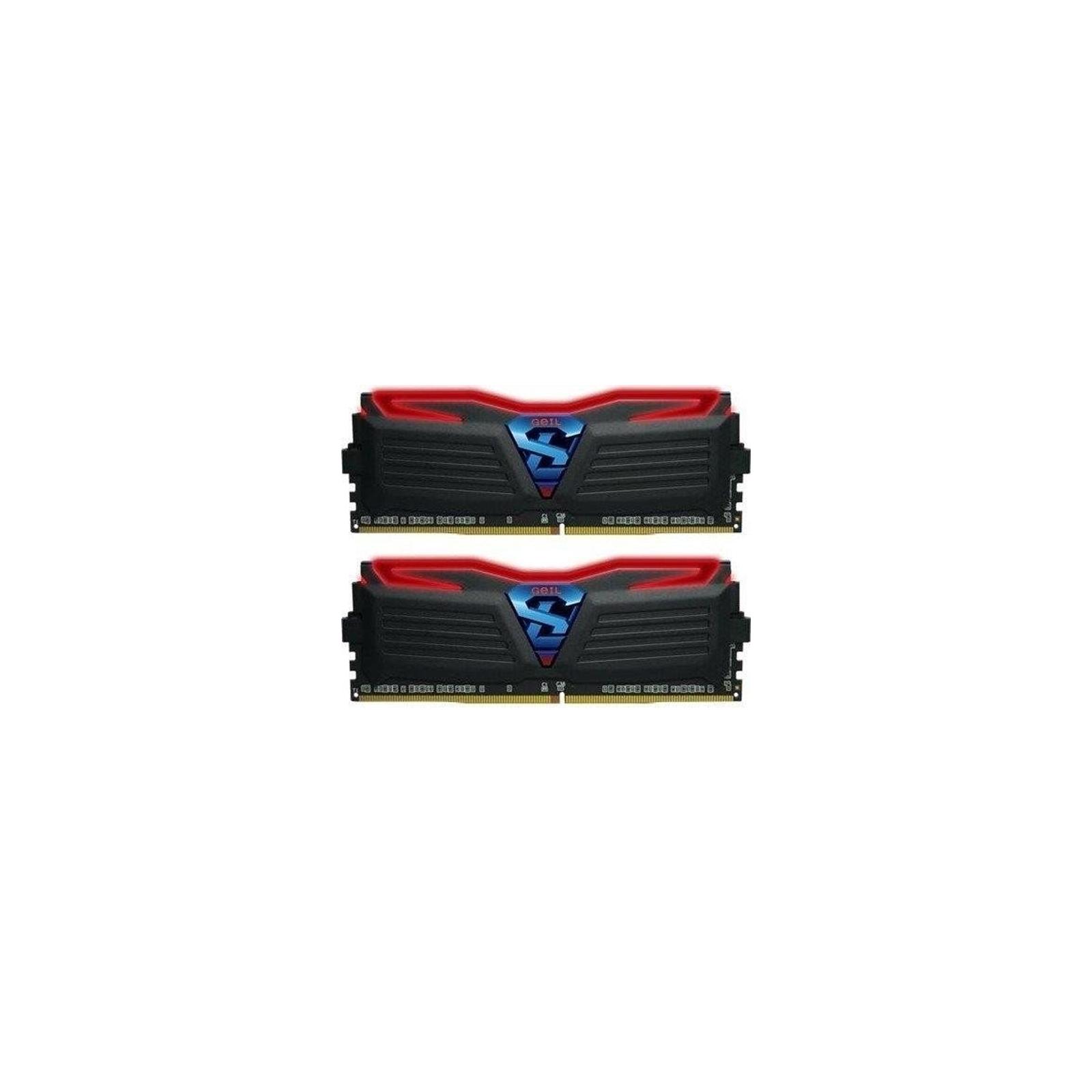 Модуль памяти для компьютера DDR4 32GB (2x16GB) 2400 MHz GEIL (GLR432GB2400C14DC)