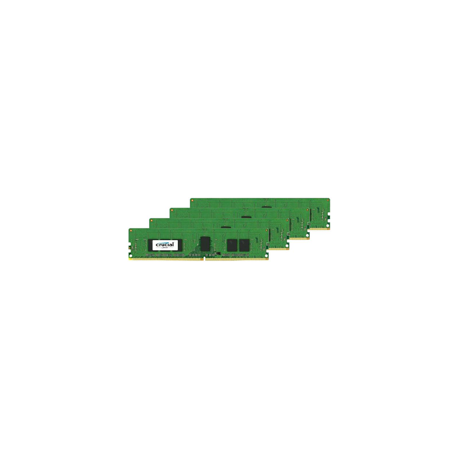 Модуль памяти для компьютера DDR4 32GB (4x8GB) 2400 MHz MICRON (CT4K8G4DFS824A)