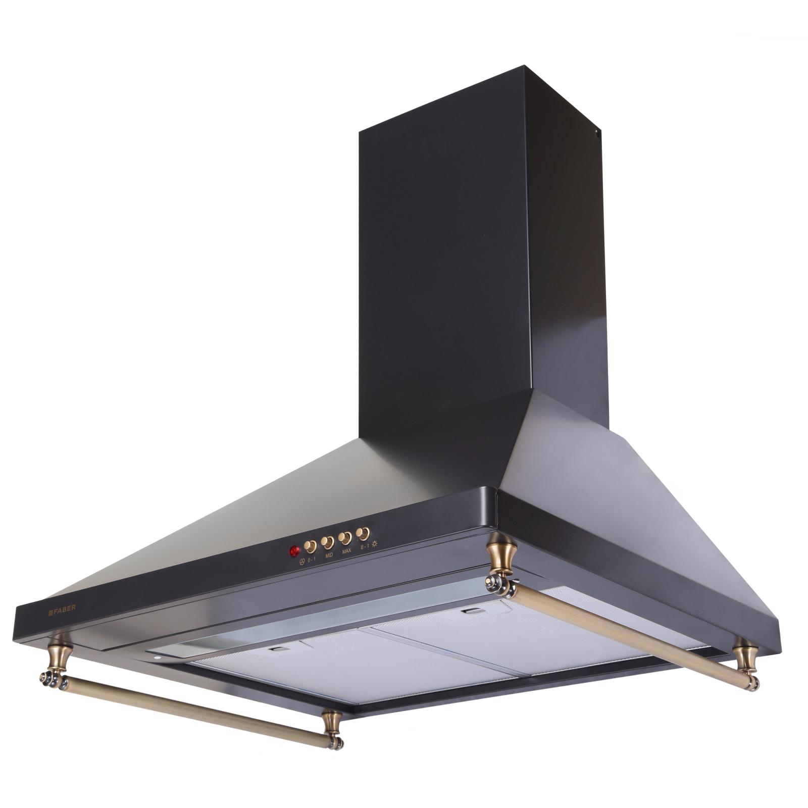 Вытяжка кухонная FABER STRIP EG8 PB AV/BRA A60