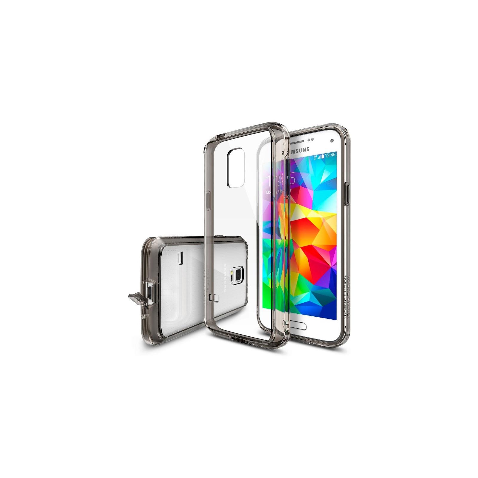 Чехол для моб. телефона Ringke Fusion для Samsung Galaxy S5 mini (Smoke Black) (550678)