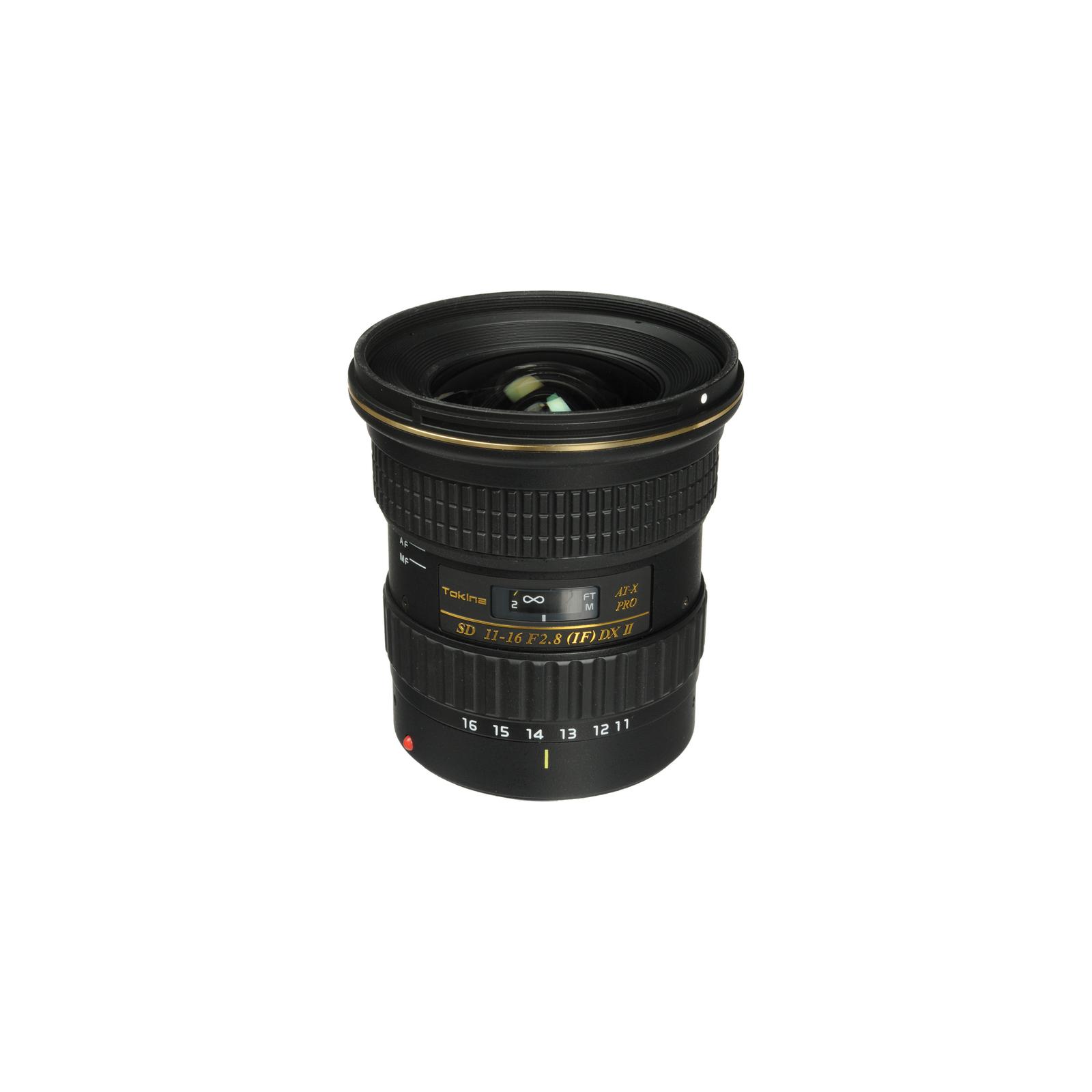 Объектив Tokina AT-X PRO DXII 11-16mm f/2.8 (Canon) (ATXAF116DXIIC) изображение 2