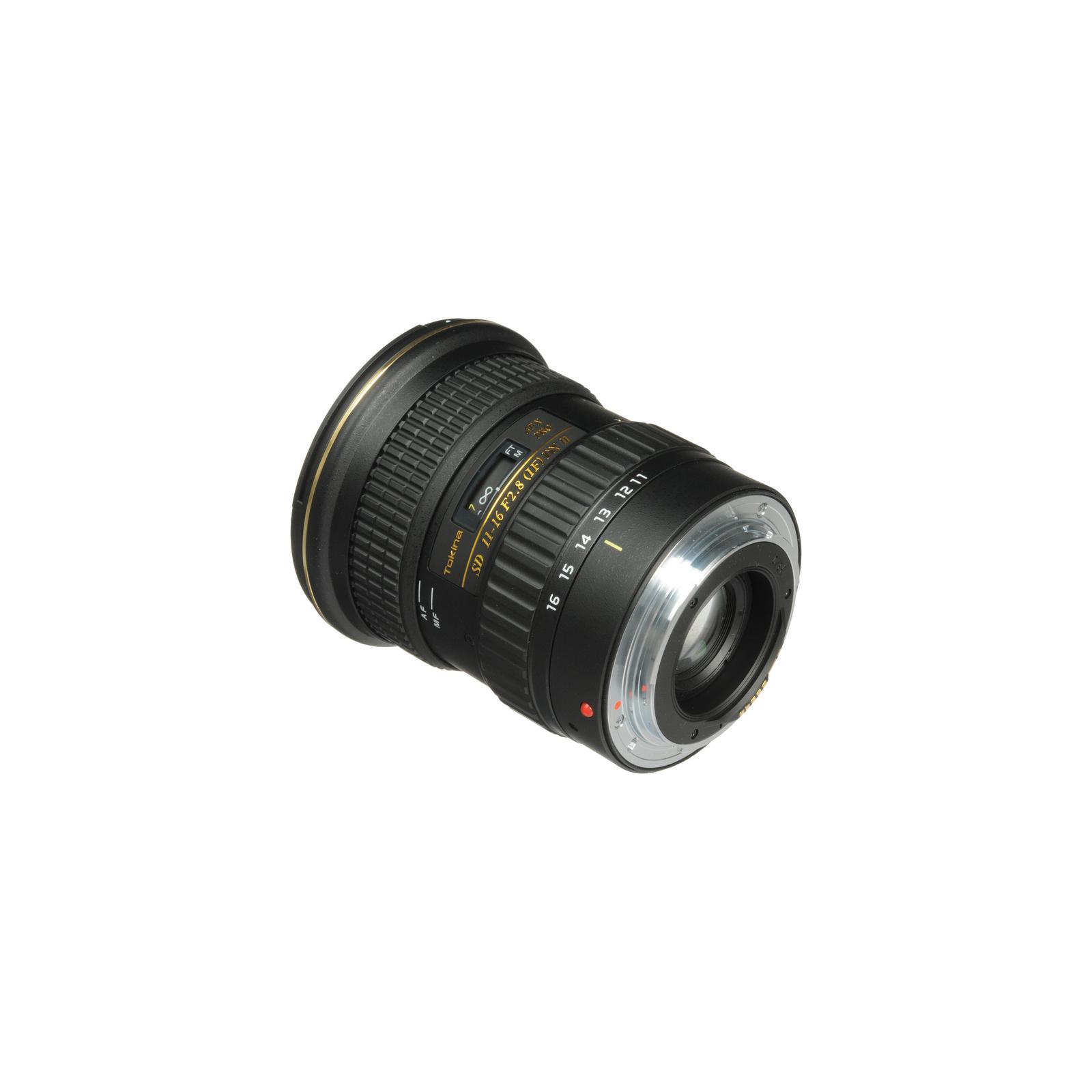 Объектив Tokina AT-X PRO DXII 11-16mm f/2.8 (Canon) (ATXAF116DXIIC) изображение 3