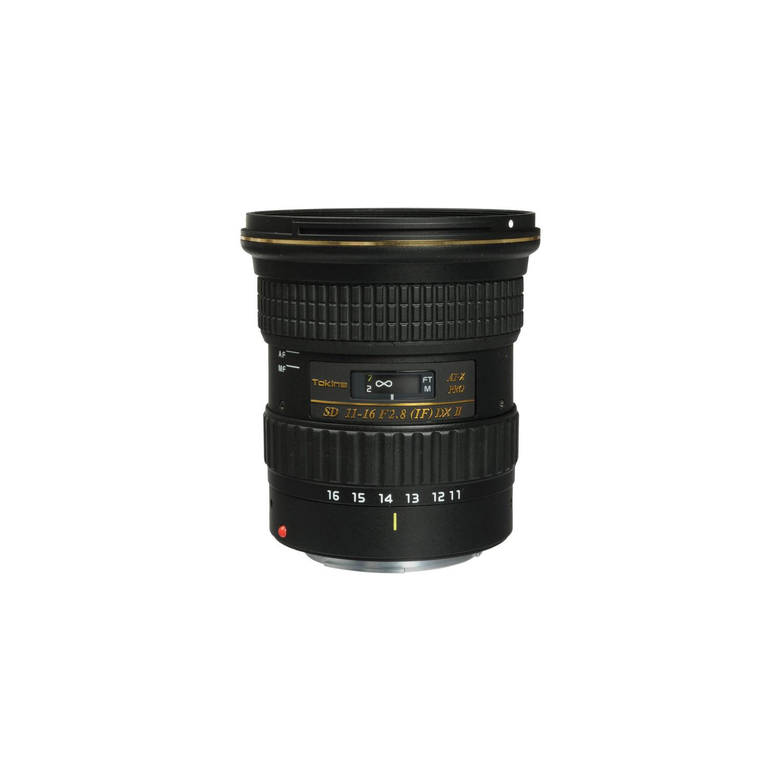 Объектив Tokina AT-X PRO DXII 11-16mm f/2.8 (Canon) (ATXAF116DXIIC)