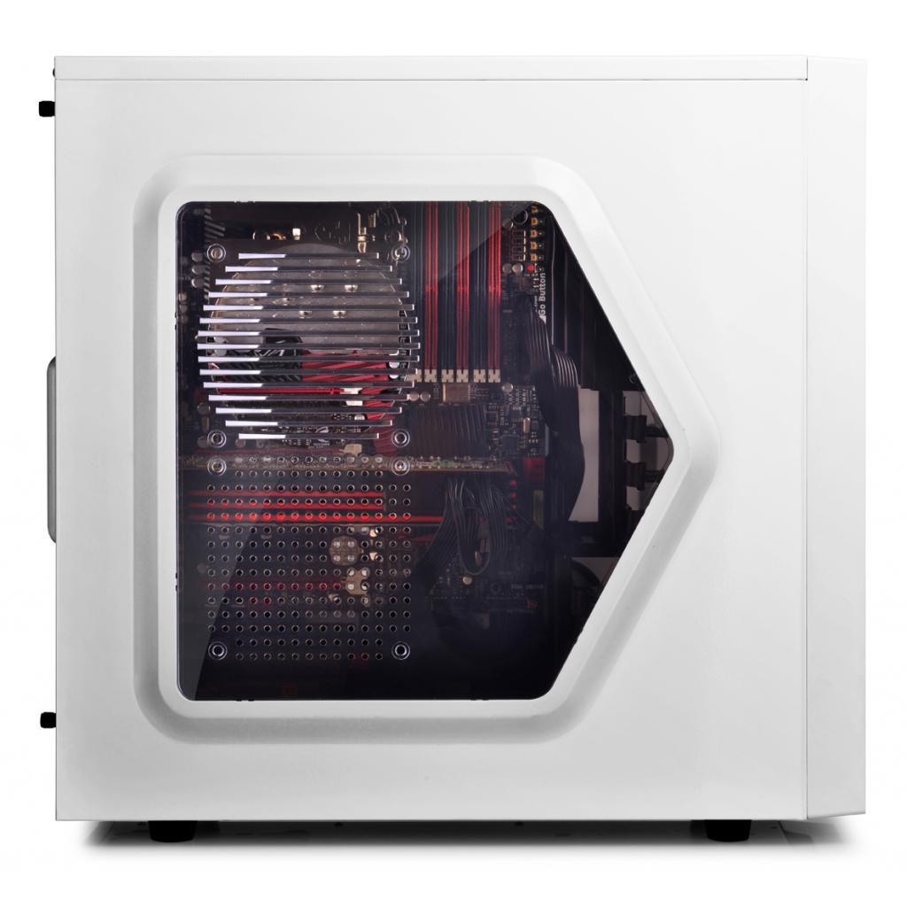 Корпус Deepcool TESSERACT SW WHITE изображение 4