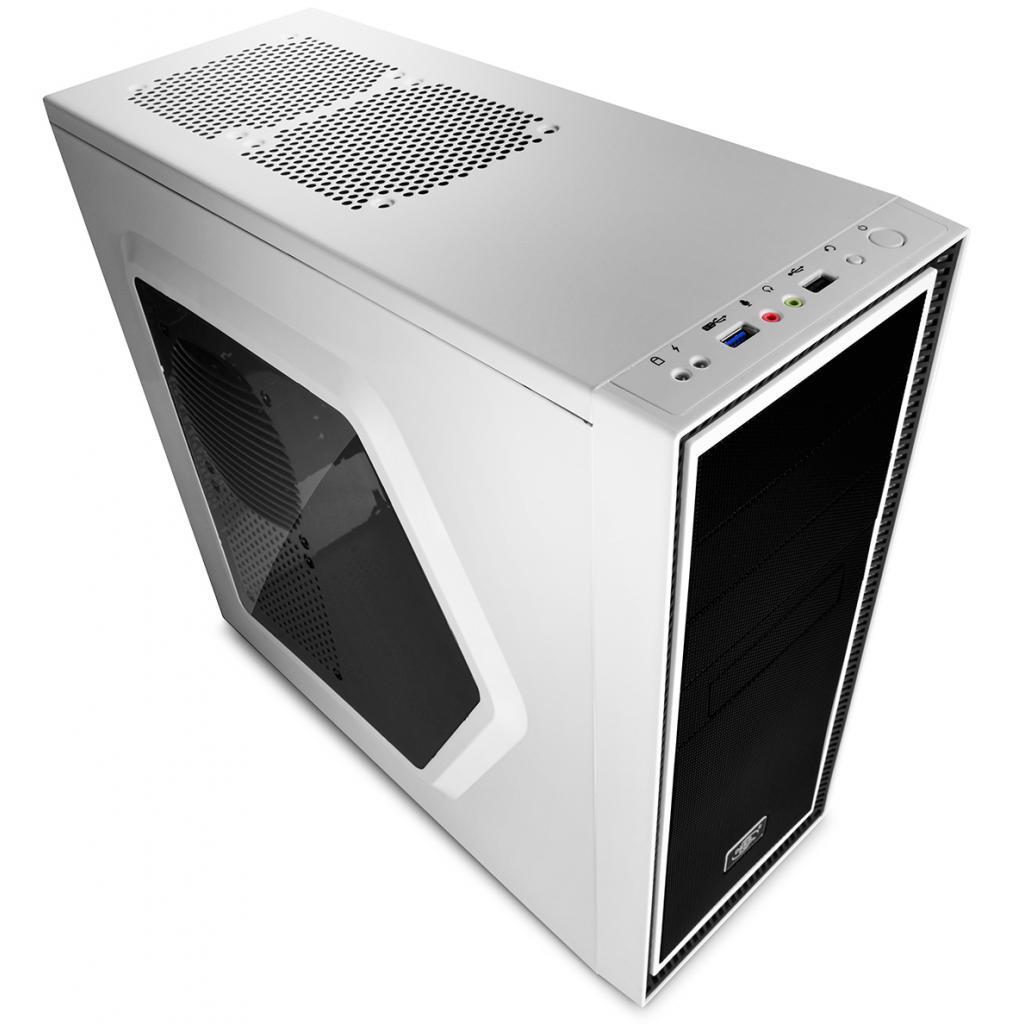 Корпус Deepcool TESSERACT SW WHITE изображение 6