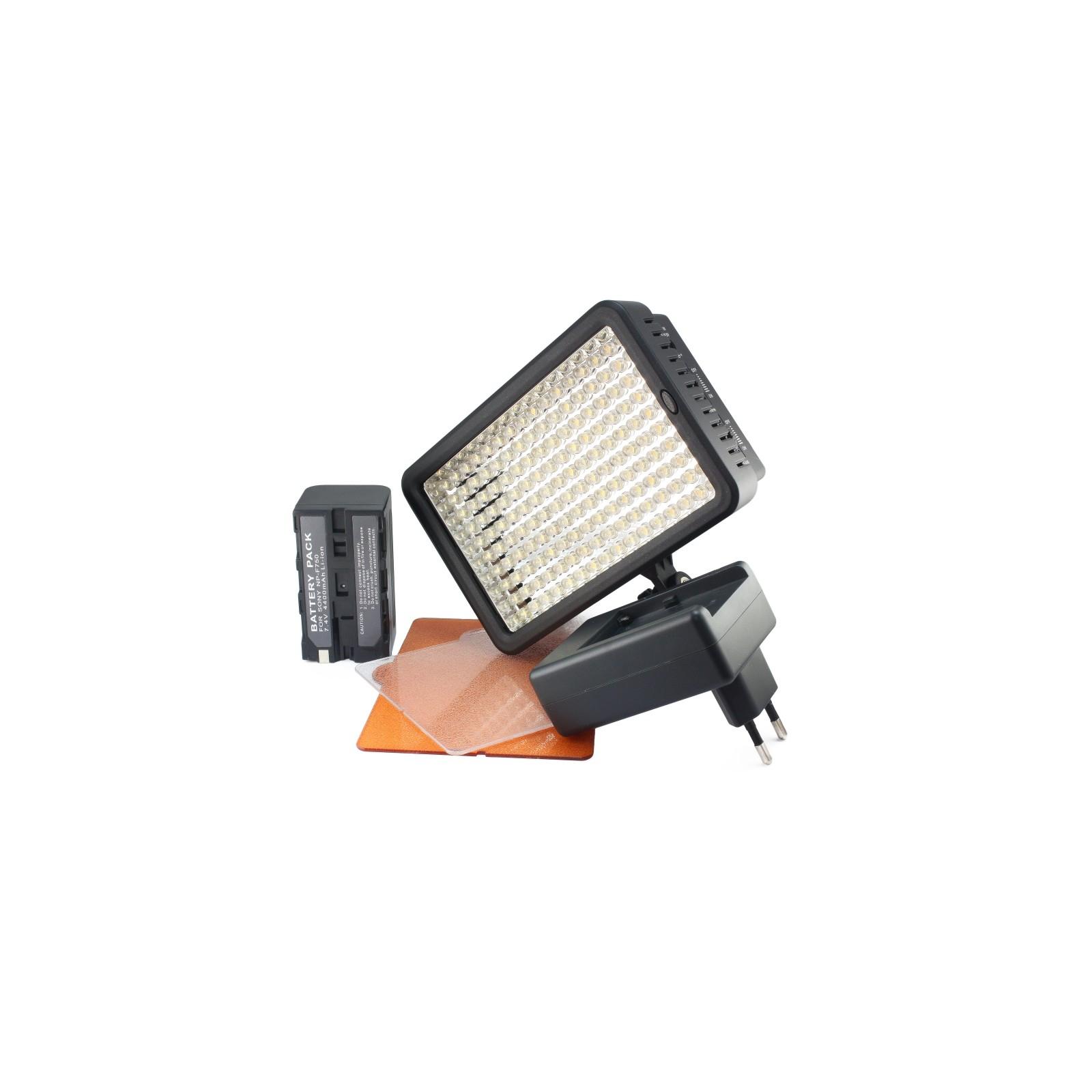 Вспышка EXTRADIGITAL Накамерный свет LED-5023 (LED00ED0005) изображение 5