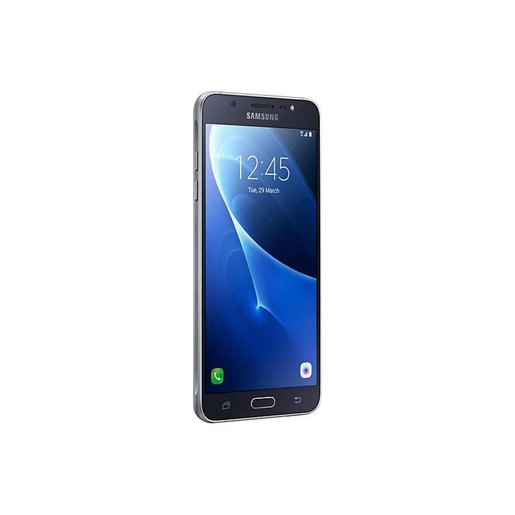 Мобильный телефон Samsung SM-J710F (Galaxy J7 2016 Duos) Black (SM-J710FZKUSEK) изображение 3