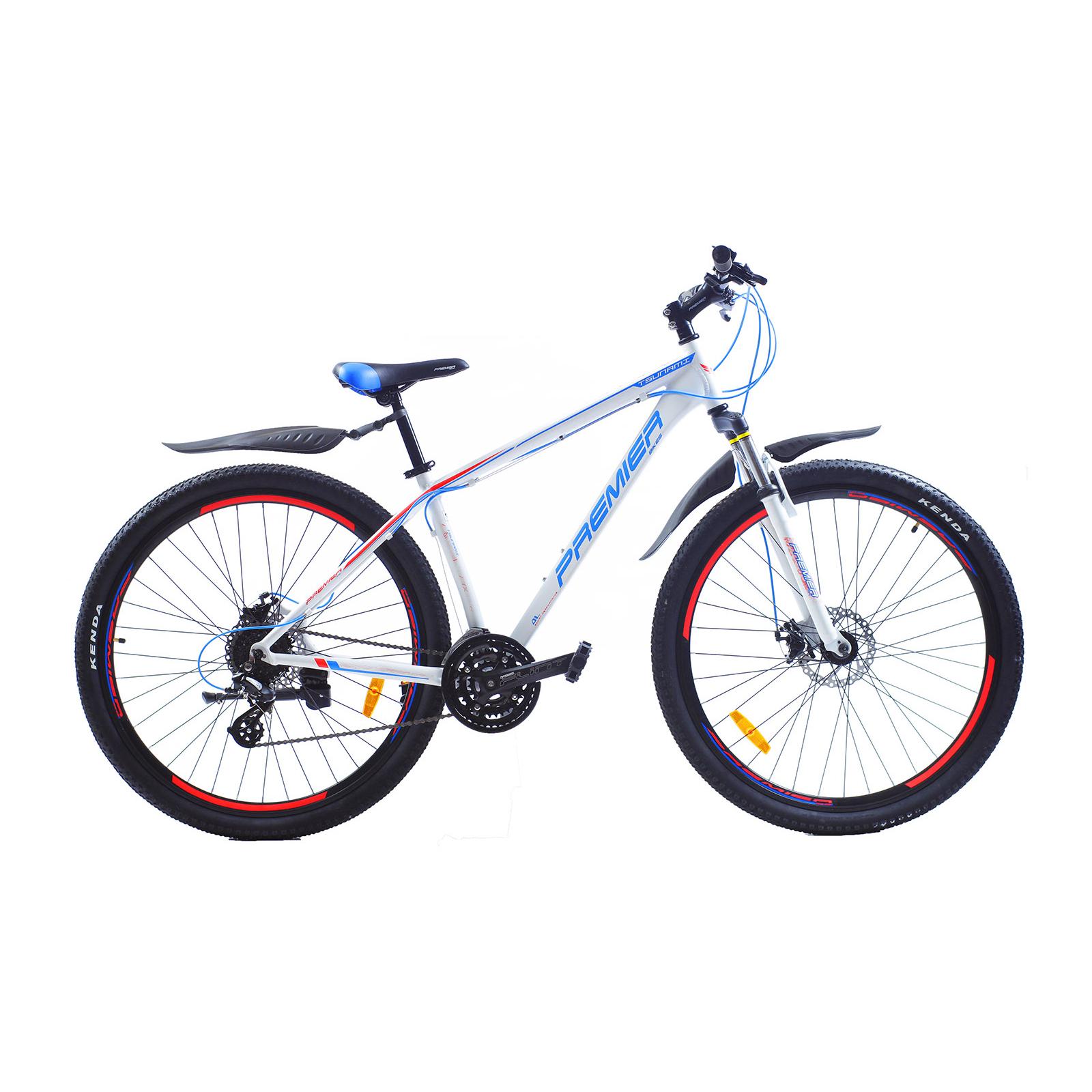 "Велосипед Premier Tsunami 29 Disc 17"" matt white (SP0001503)"