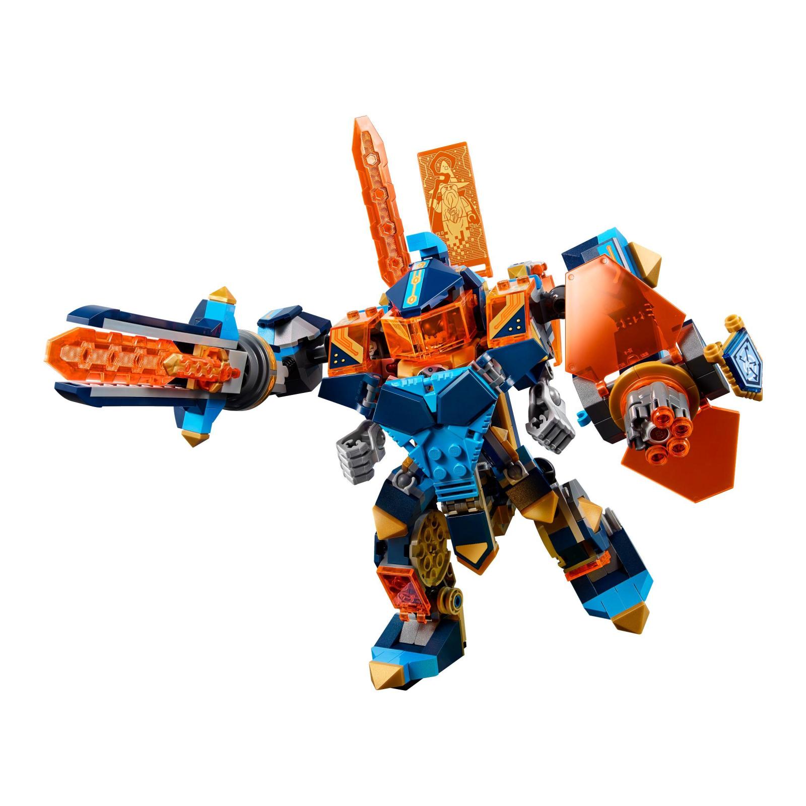 Конструктор LEGO Nexo Knights Бой техномагов (72004) изображение 3