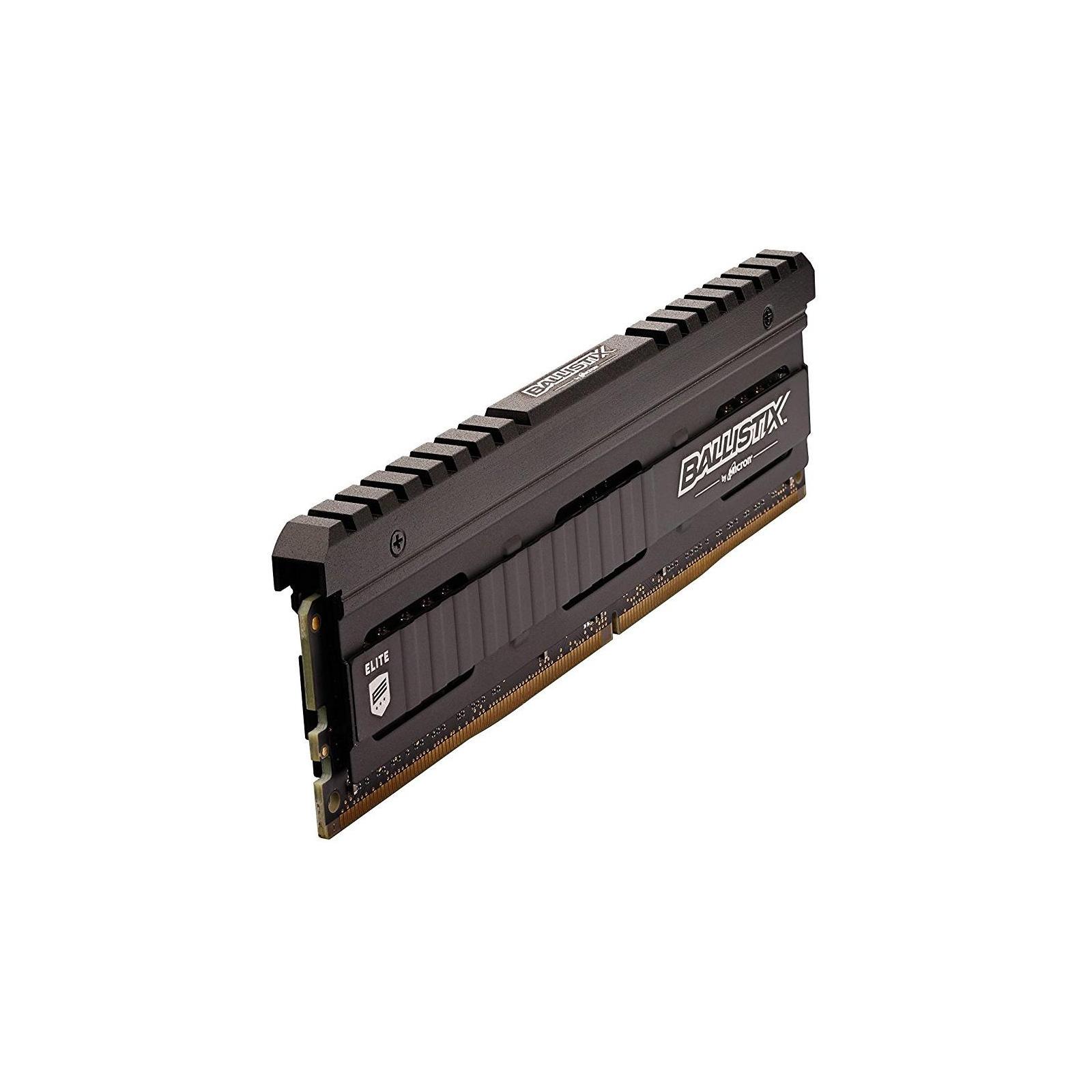 Модуль памяти для компьютера DDR4 16GB (2x8GB) 3200 MHz Ballistix Elite Micron (BLE2C8G4D32BEEAK) изображение 2