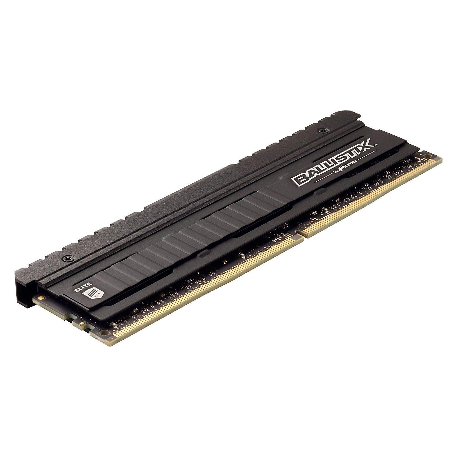 Модуль памяти для компьютера DDR4 16GB (2x8GB) 3200 MHz Ballistix Elite Micron (BLE2C8G4D32BEEAK) изображение 4