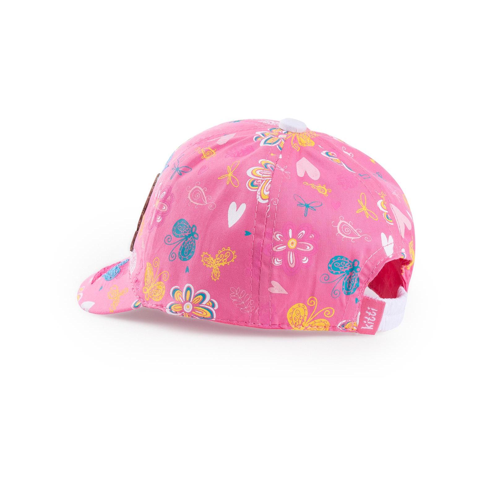 """Кепка Kitti """"PUPPY"""" (Y8000-3-44G-pink) изображение 2"""