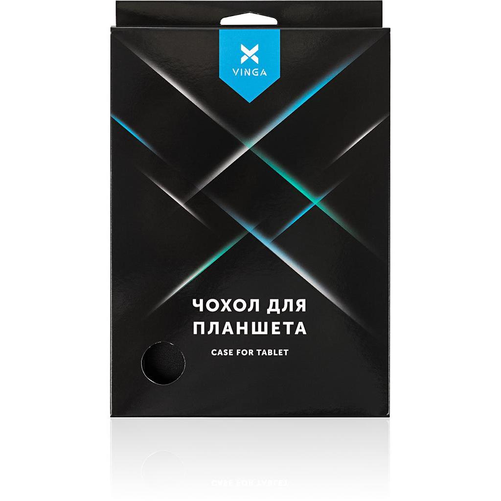 Чехол для планшета Huawei MediaPad T3 10 black Vinga (VNT3753010) изображение 7