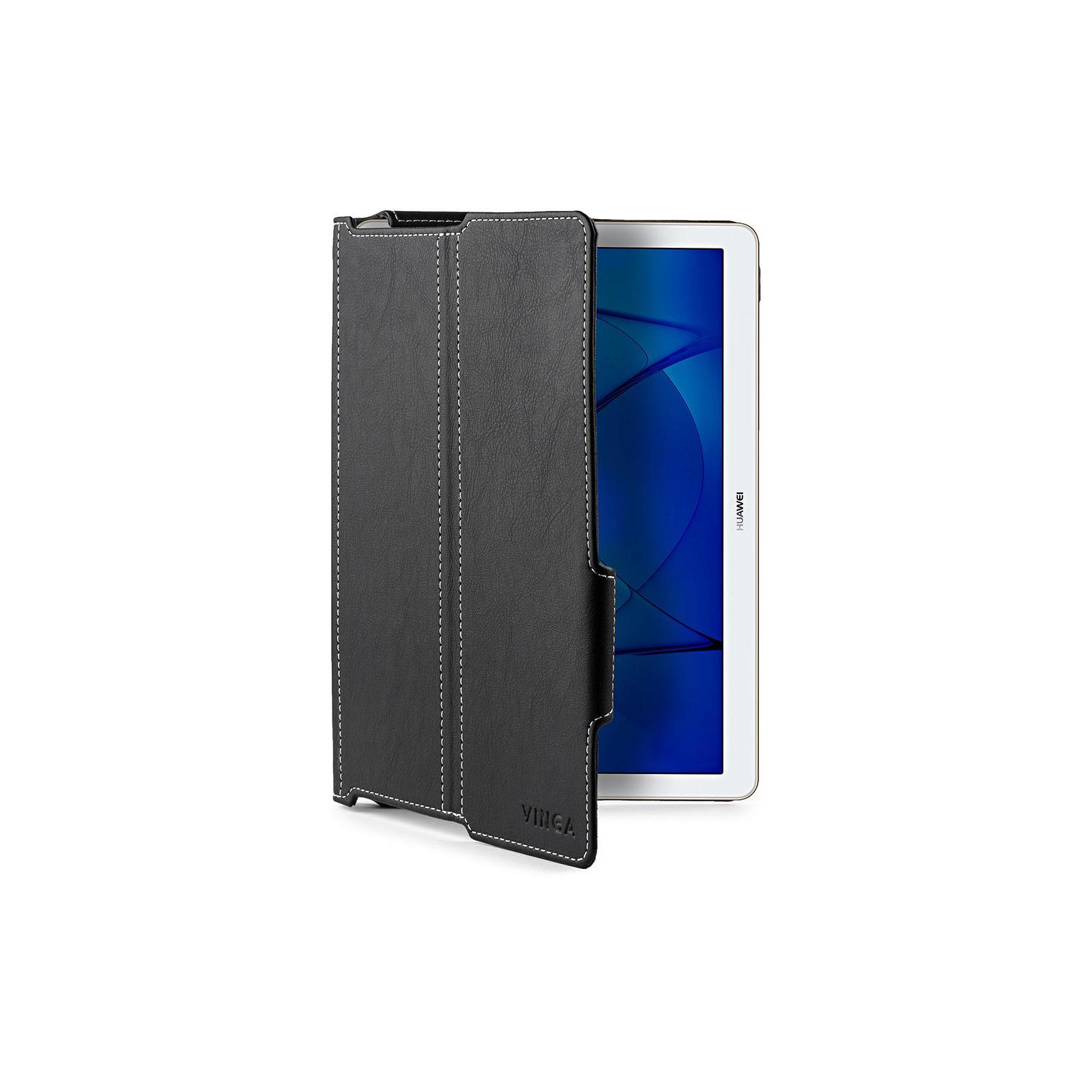 Чехол для планшета Huawei MediaPad T3 10 black Vinga (VNT3753010)