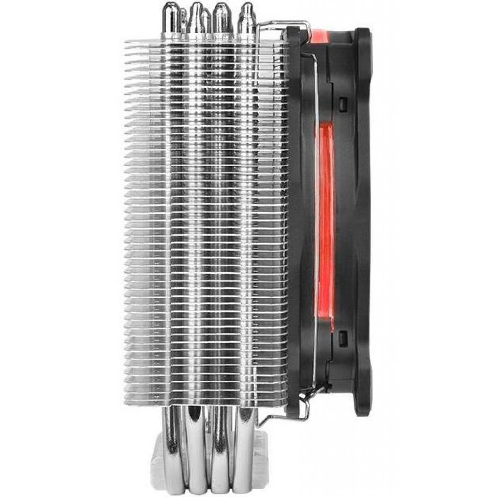 Кулер для процессора ThermalTake Riing Silent 12 RGB Sync Edition (CL-P052-AL12SW-A) изображение 3
