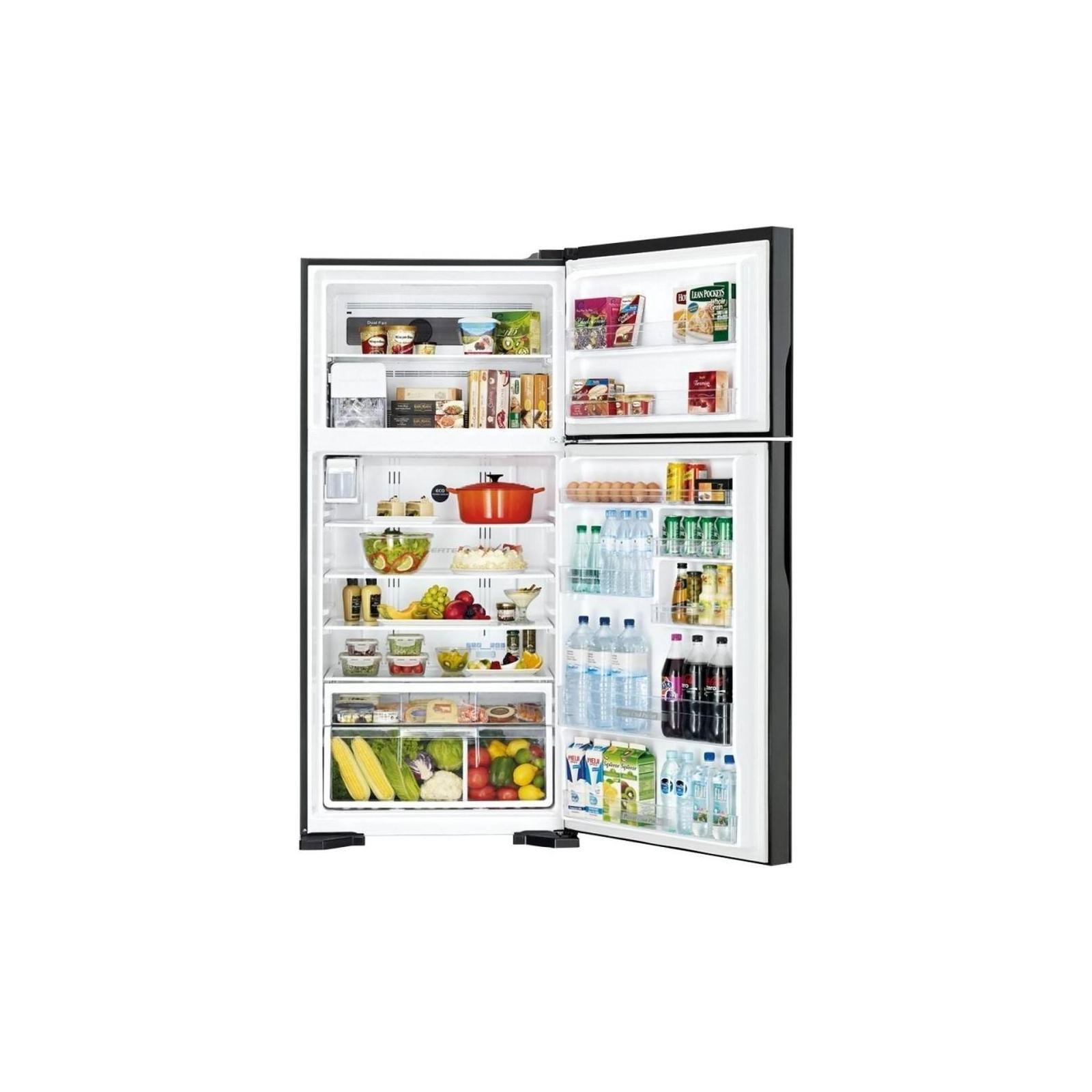 Холодильник Hitachi R-VG610PUC7GGR изображение 3