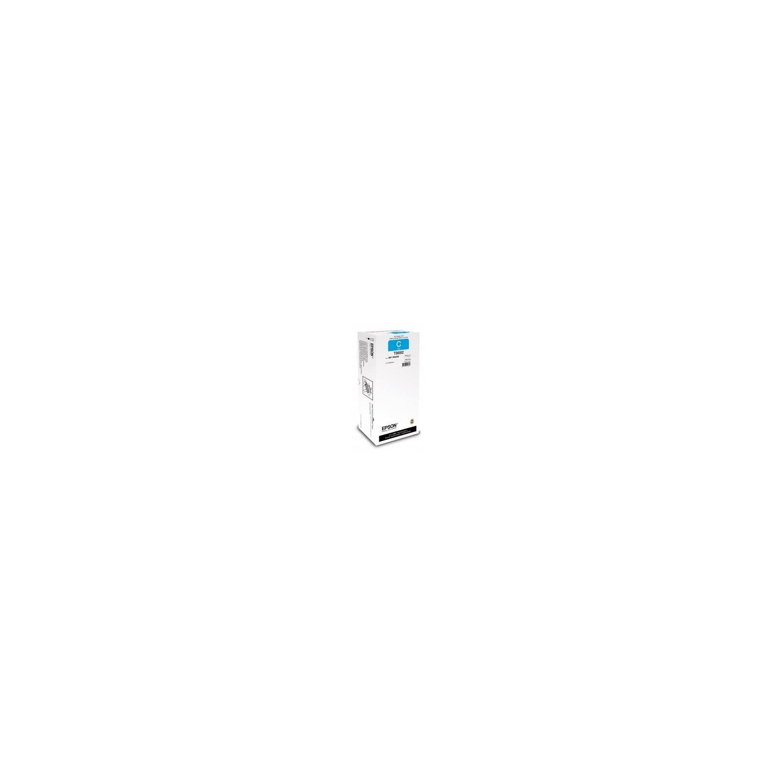 Картридж EPSON WF-R8590 cyan XXL 75K (C13T869240)