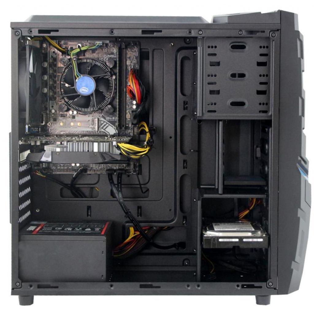 Компьютер ETE Game G11 (GE-i7400-810.12SSD.GTX1060-3.DR500.ND) изображение 5