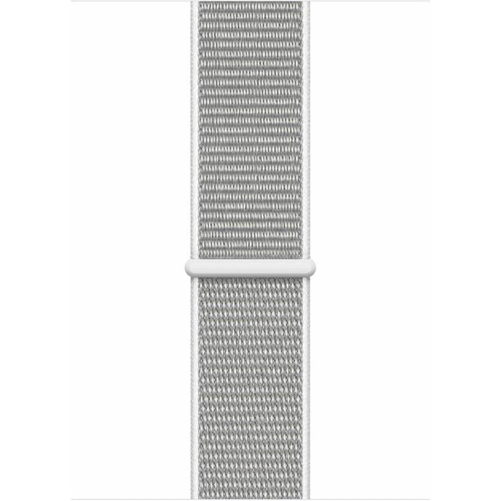 Смарт-часы Apple Watch Series 4 GPS, 44mm Silver Aluminium Case (MU6C2GK/A) изображение 3