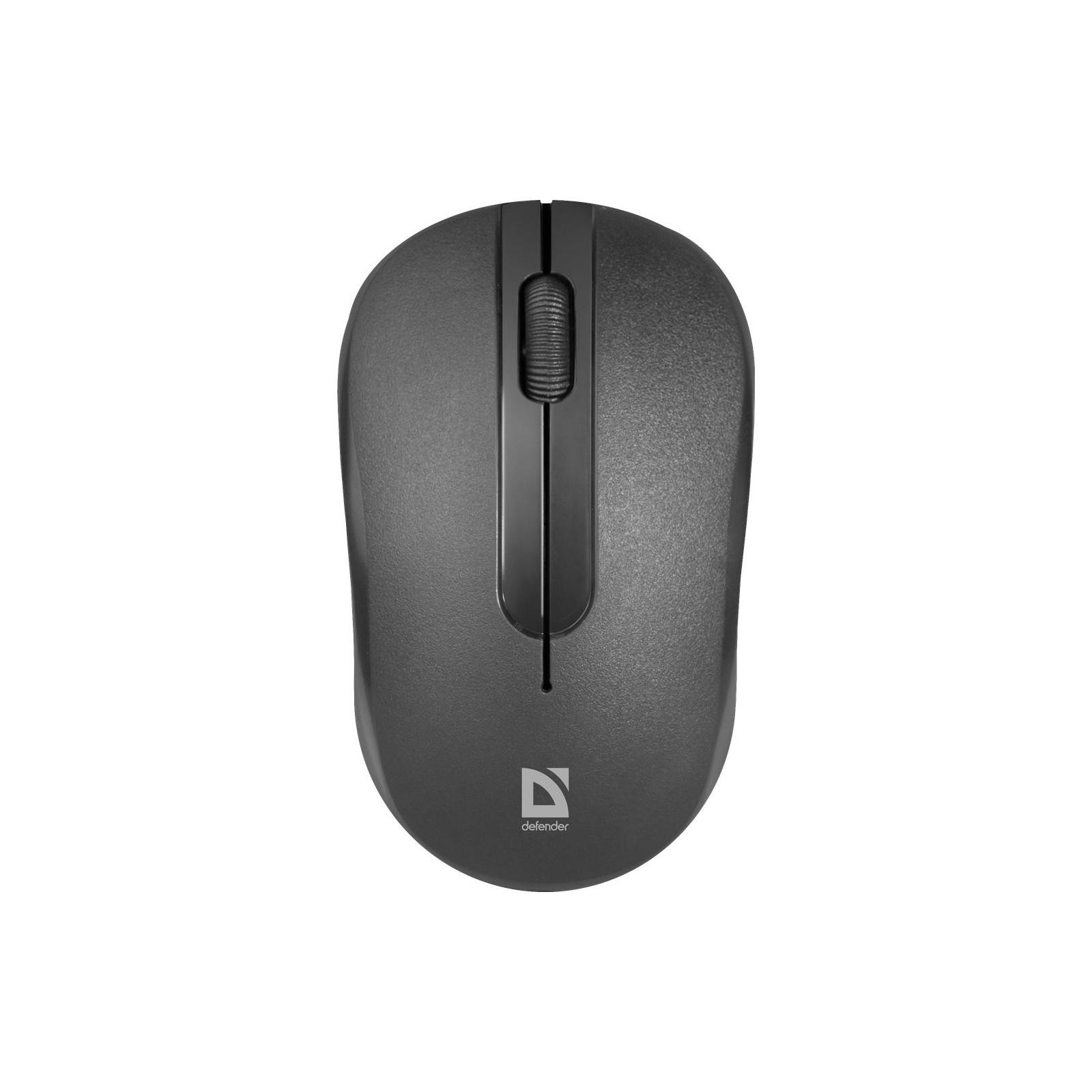 Мышка Defender Datum MM-285 Black (52285) изображение 3