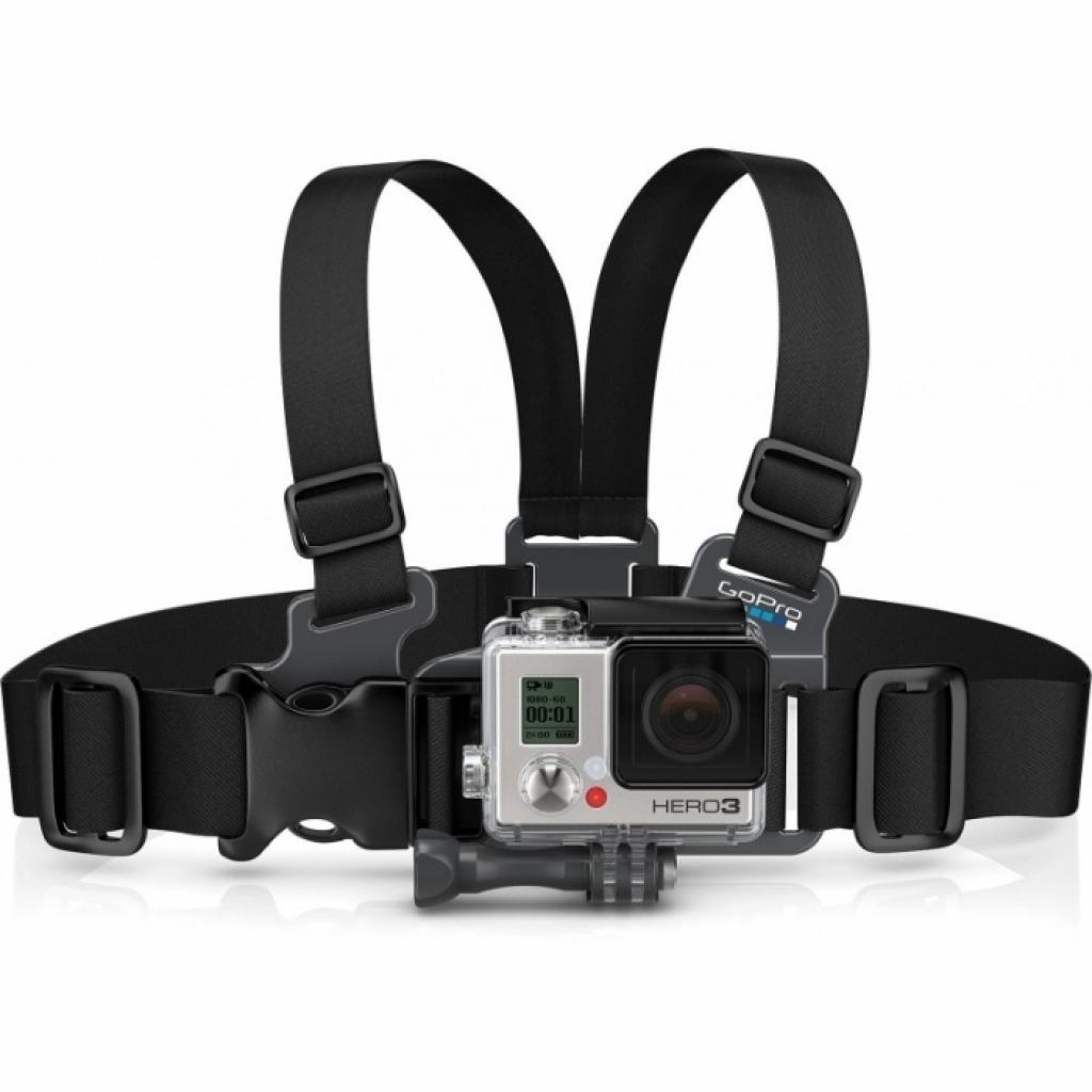 Аксессуар к экшн-камерам GoPro Mount Harness Junior (ACHMJ-301)