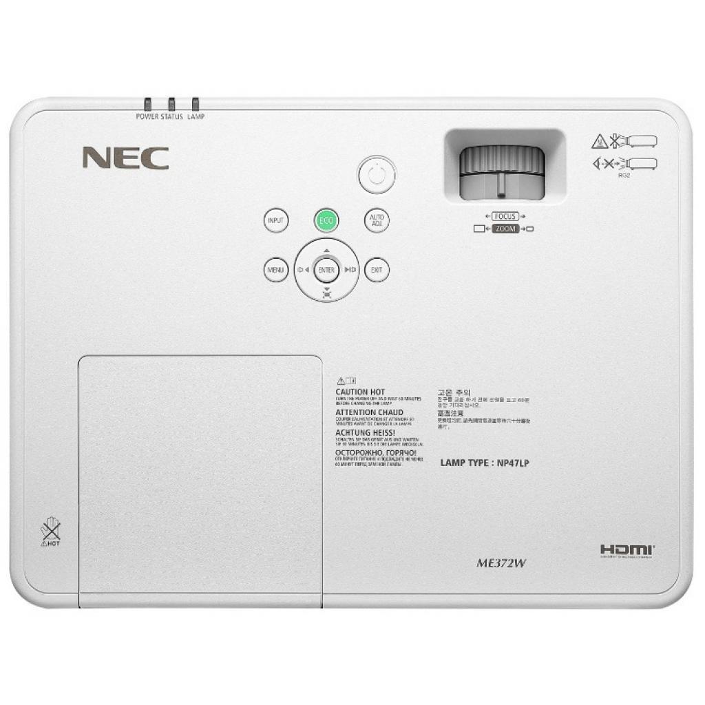Проектор NEC ME372W (60004597) изображение 7