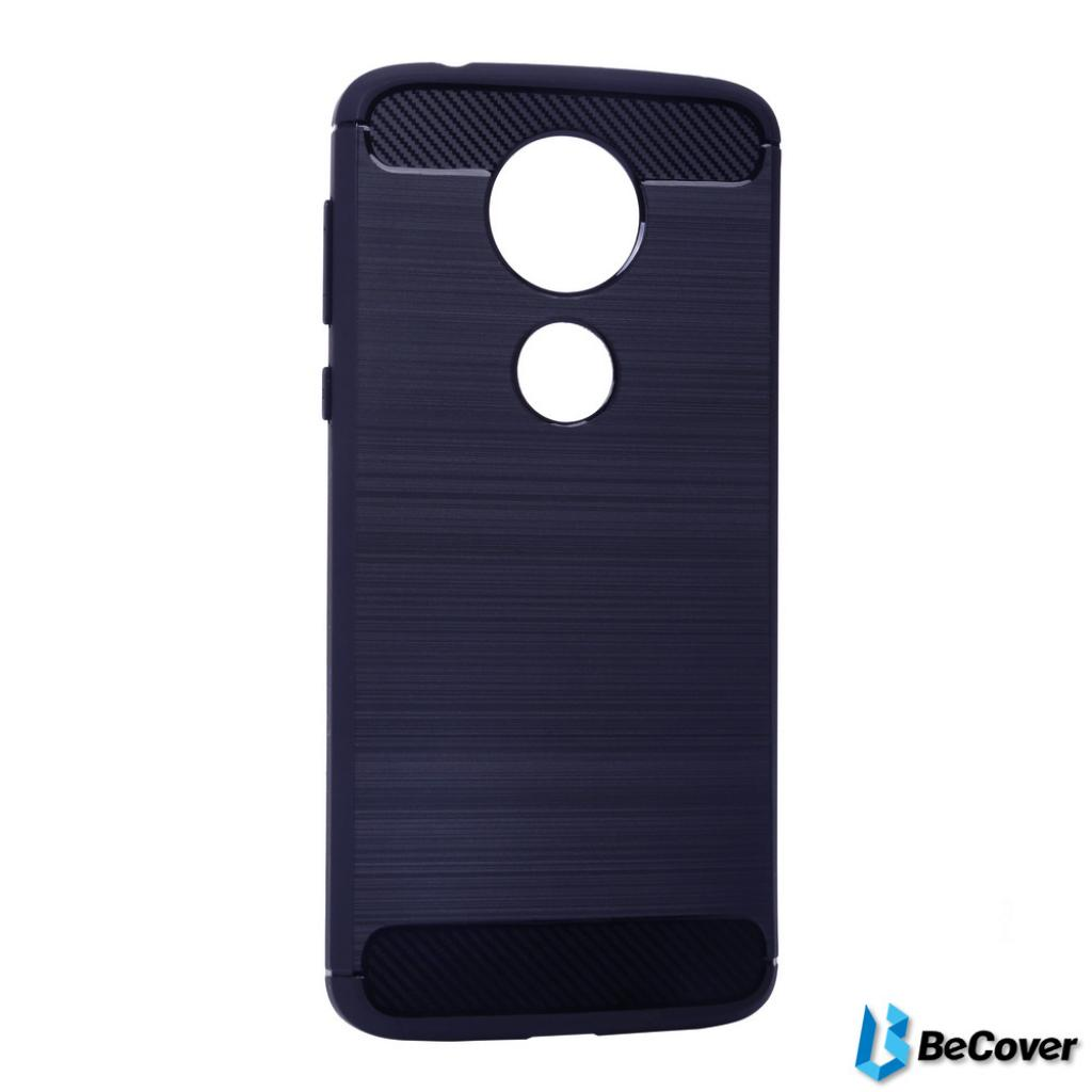 Чехол для моб. телефона BeCover Motorola Moto E5 Plus Blue (XT1924-1) Black (702780)
