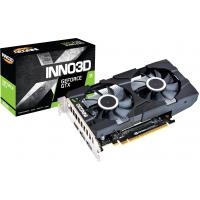 Видеокарта INNO3D GeForce GTX1650 4096Mb TWIN X2 OC (N16502-04D5X-1510VA25)