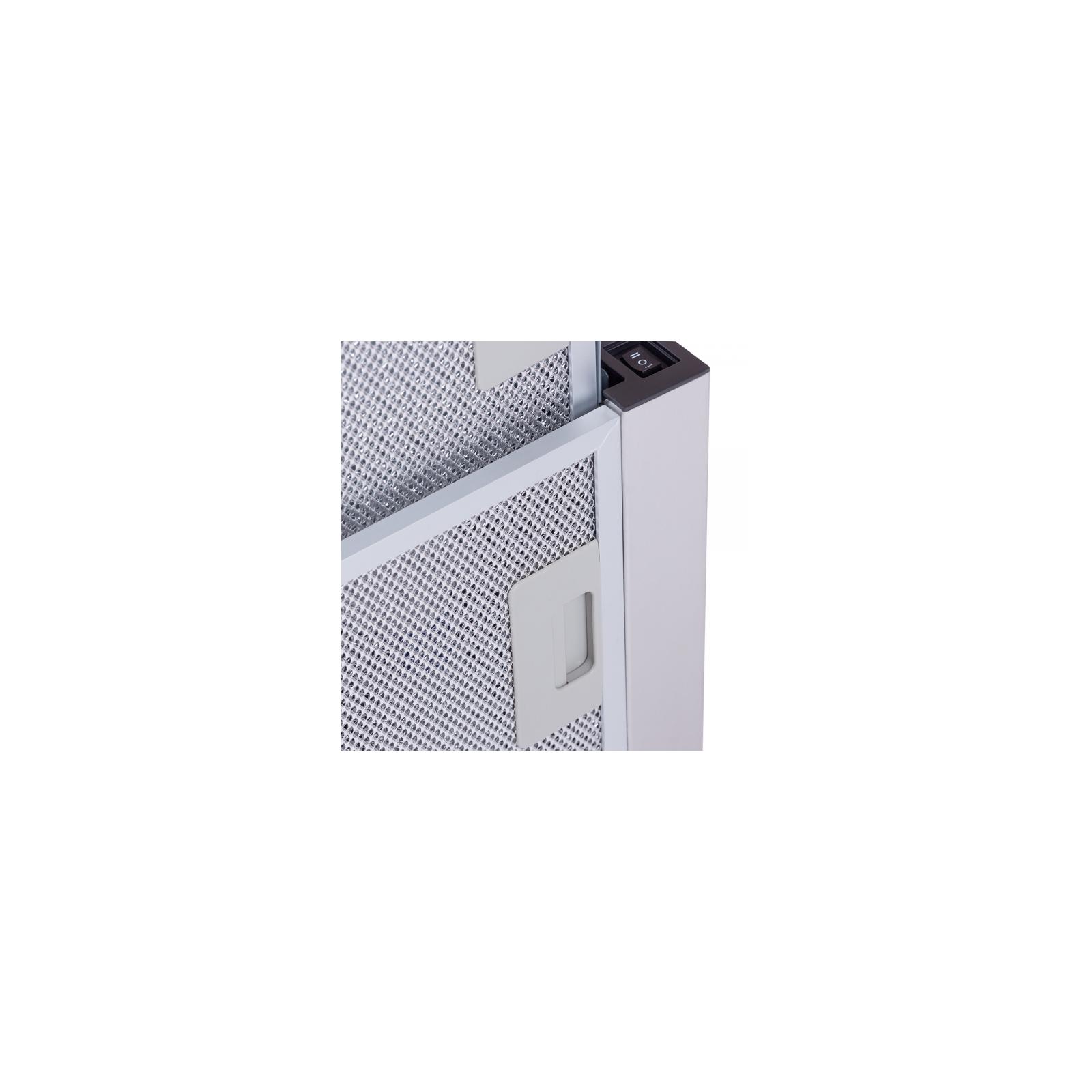 Вытяжка кухонная Minola HTL 5314 WH 750 LED изображение 8