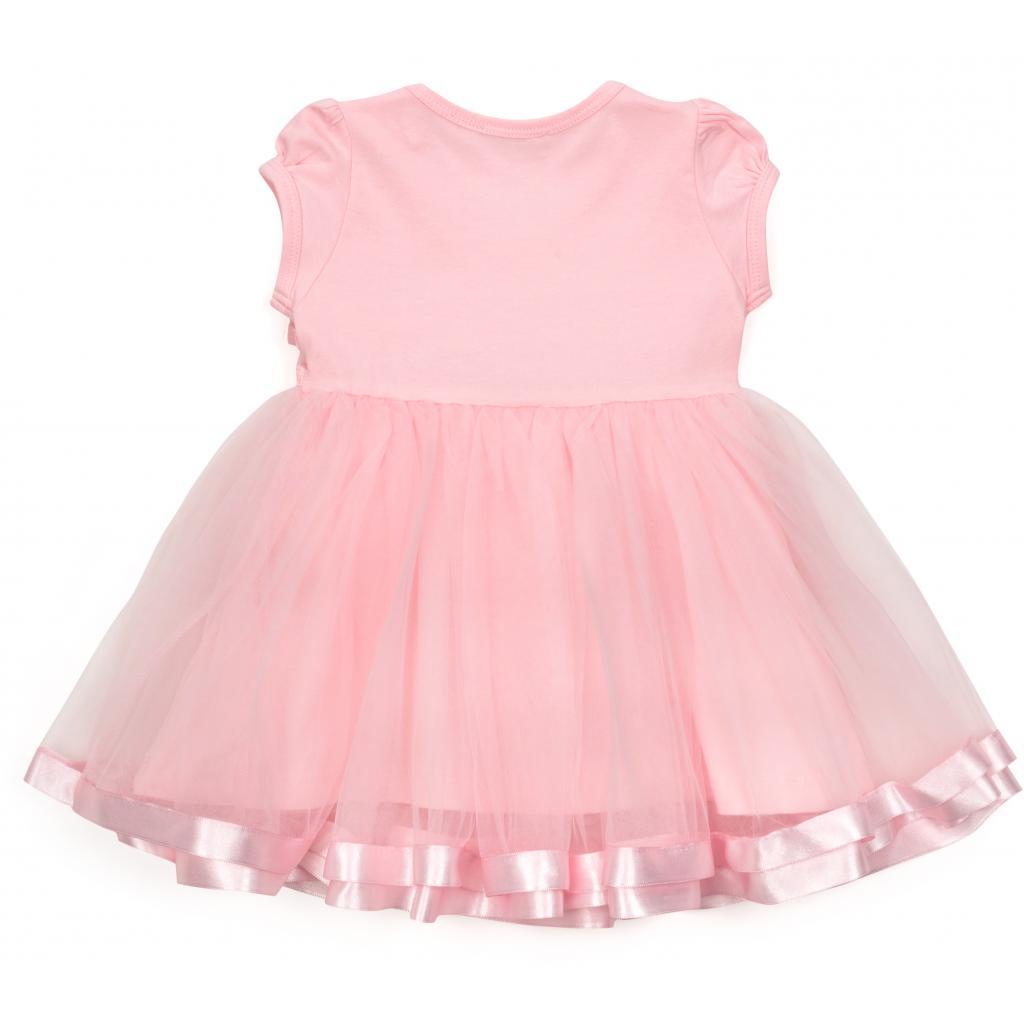 Платье Breeze с фатиновой юбкой (14251-98G-peach) изображение 2