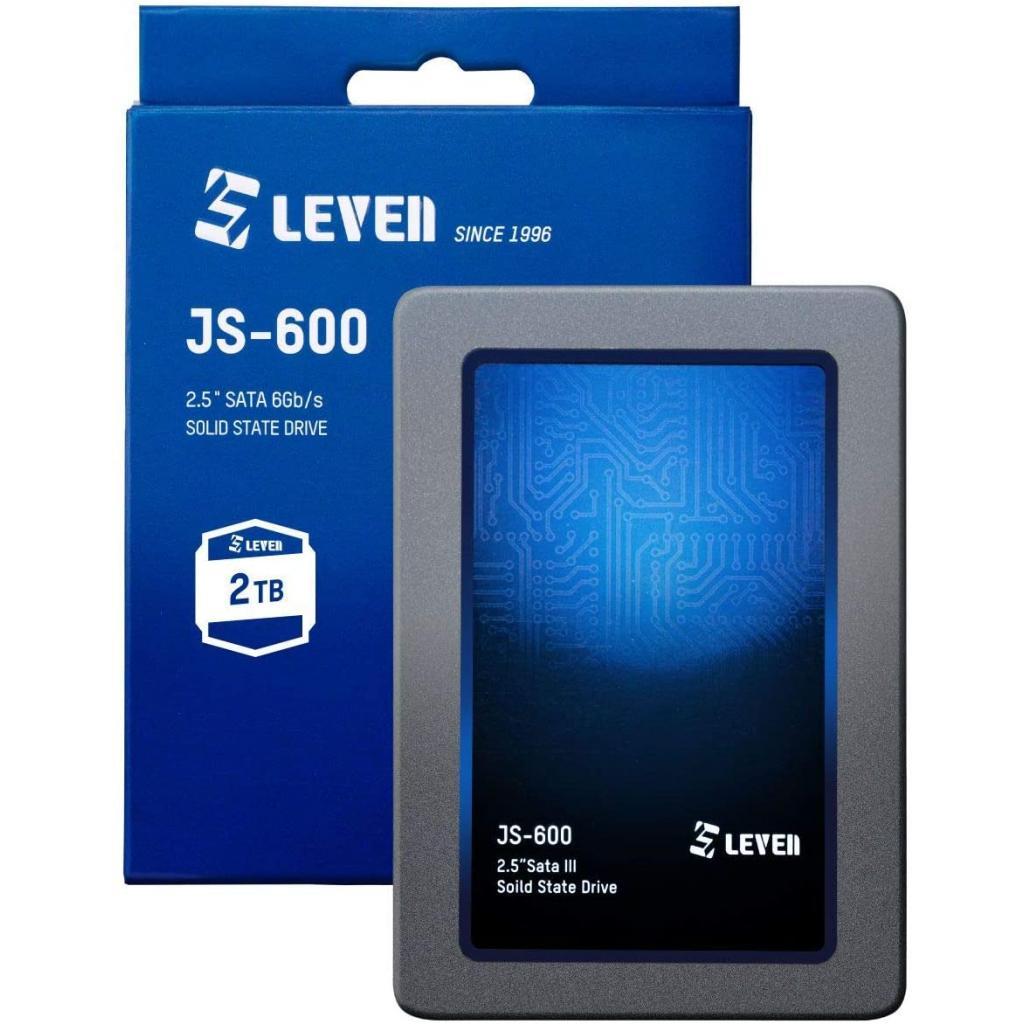 "Накопитель SSD 2.5"" 512GB Leven (JS600SSD512GB) изображение 4"