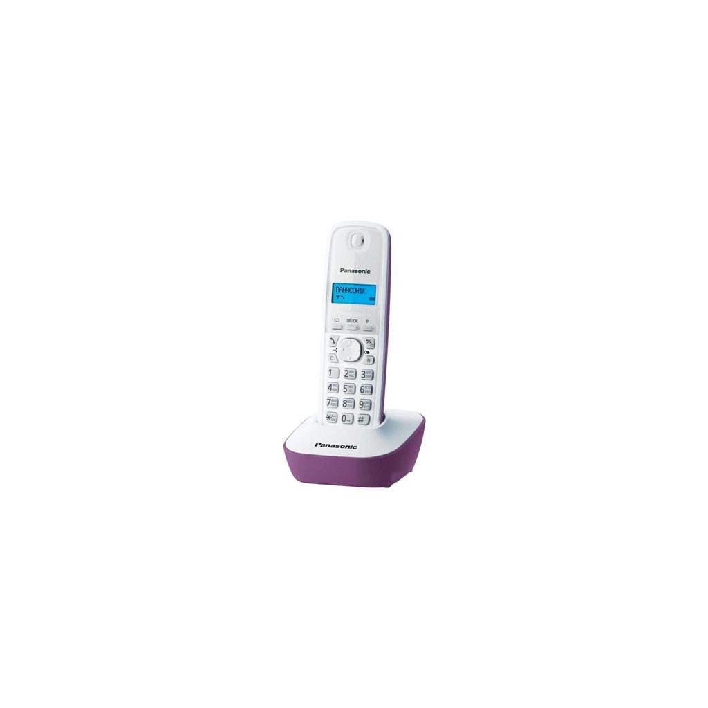 Телефон DECT Panasonic KX-TG1611UAF