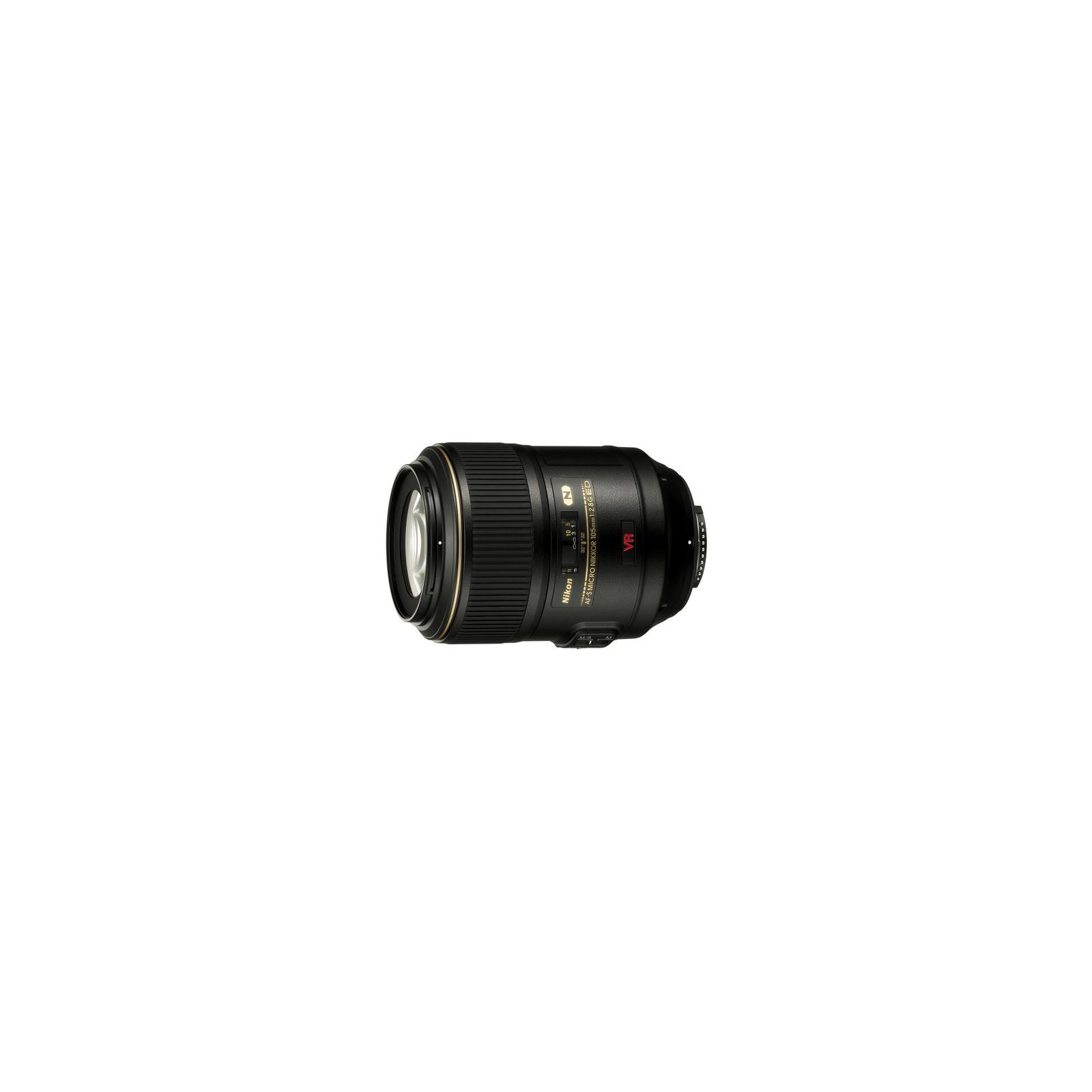 Объектив Nikkor AF-S 105mm f/2.8G IF-ED VRII Nikon (JAA630DA) изображение 2