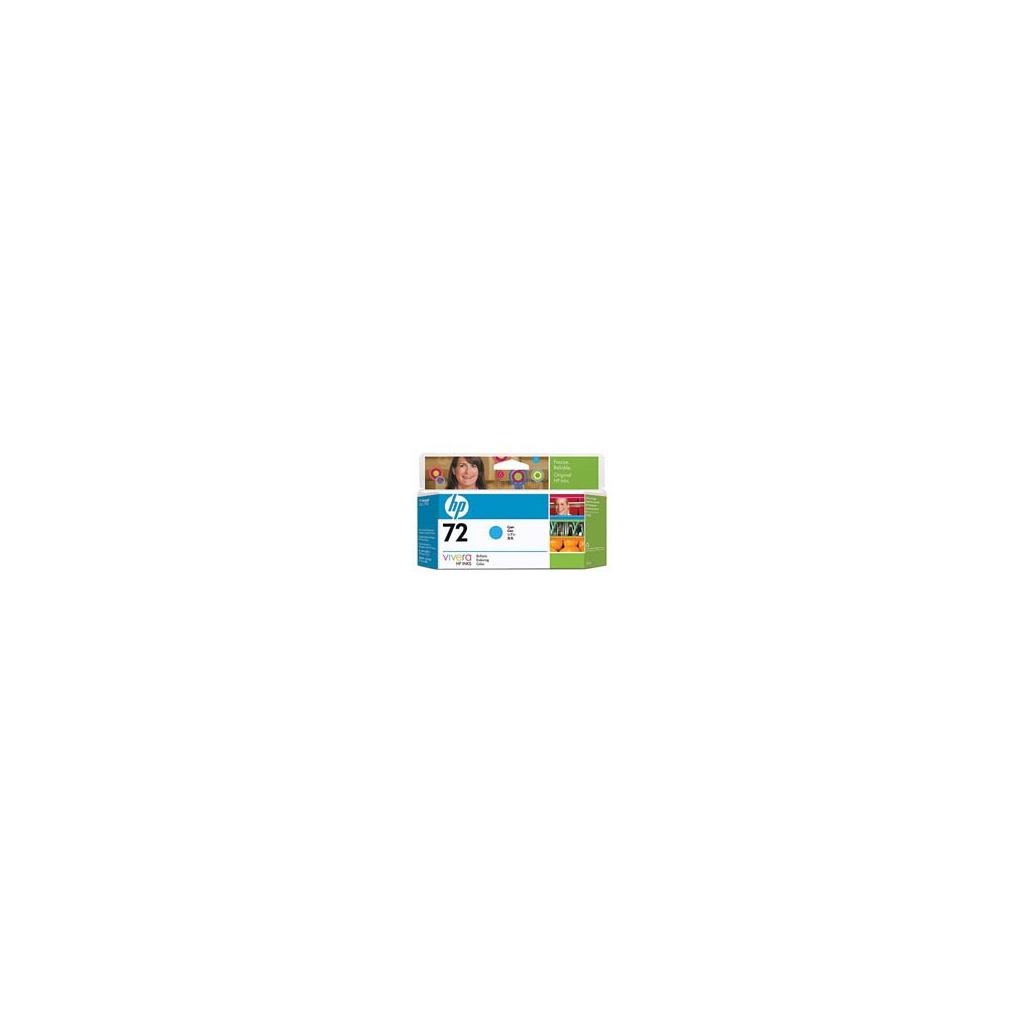 Картридж HP DJ No. 72DesignjT610/T1100 cyan (C9371A)