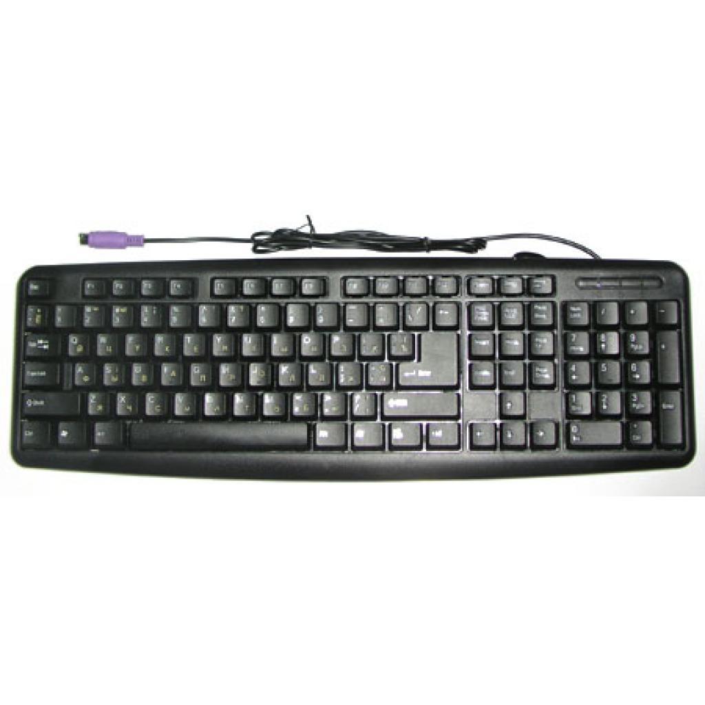 Клавиатура CODEGEN KB-1808 slim (1808/B/PS)
